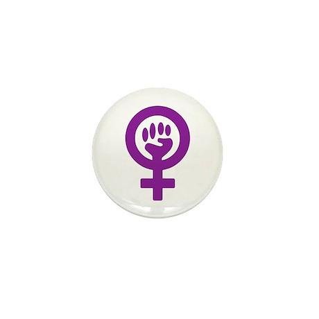 Femifist Mini Button (10 pack)