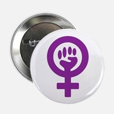"""Femifist 2.25"""" Button (10 pack)"""