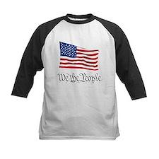 W.T.P. W/Flag Tee