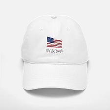 W.T.P. W/Flag Baseball Baseball Cap