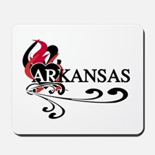 Heart Kansas Mousepad