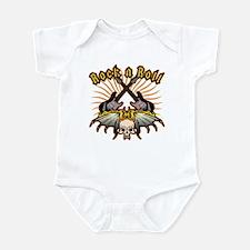 Rock n Roll Infant Bodysuit