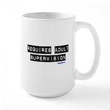 Requires Mug