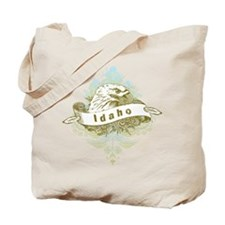 Eagle Idaho Tote Bag
