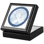 Celtic Mother Moon Design Keepsake Box
