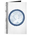 Celtic Mother Moon Design Journal