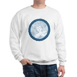 Celtic Mother Moon Design Sweatshirt