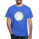 Celtic Mother Moon Design T-Shirt in Dark Colors