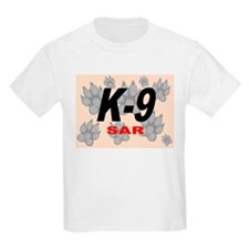 K9 SAR Kids T-Shirt