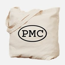 PMC Oval Tote Bag