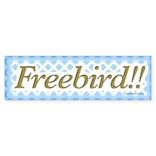 Freebird Bumper Bumper Sticker