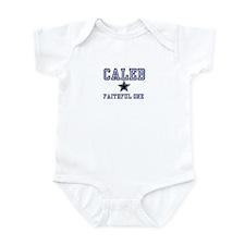 Caleb - Name Team Infant Bodysuit