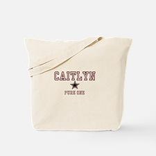 Caitlyn - Name Team Tote Bag