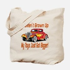 Hot Rod Toys Tote Bag