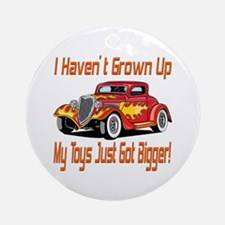 Hot Rod Toys Ornament (Round)
