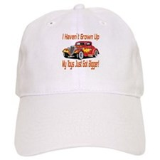 Hot Rod Toys Baseball Cap