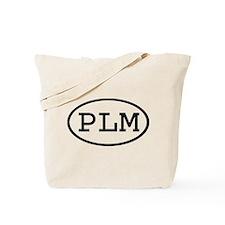 PLM Oval Tote Bag