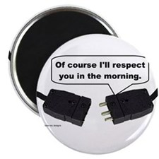 "Cute Audio 2.25"" Magnet (10 pack)"