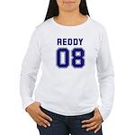 Reddy 08 Women's Long Sleeve T-Shirt