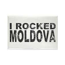 I Rocked Moldova Rectangle Magnet (10 pack)