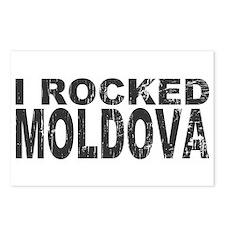 I Rocked Moldova Postcards (Package of 8)