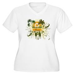 Palm Tree Iowa T-Shirt