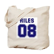 Riles 08 Tote Bag