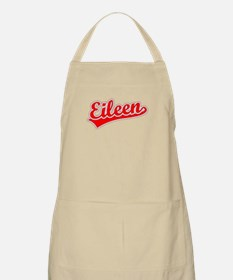Retro Eileen (Red) BBQ Apron