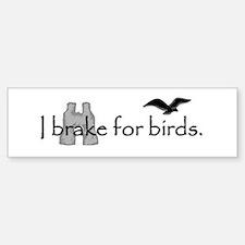 Birding Bumper Stickers