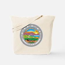 Kansas Seal Tote Bag