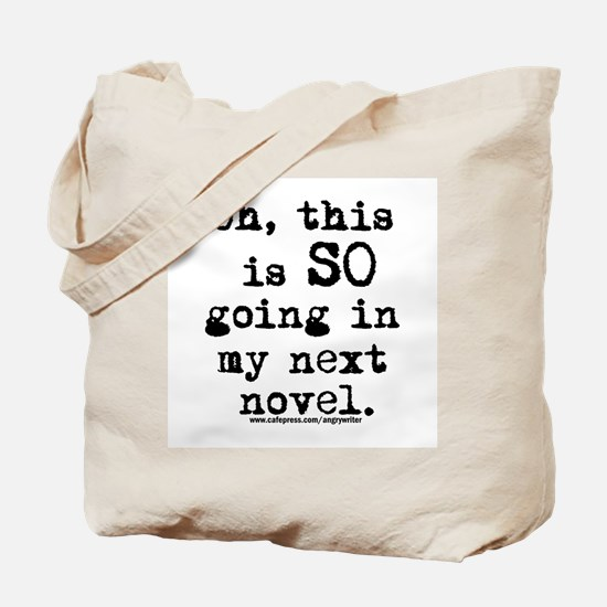 Next Novel Tote Bag