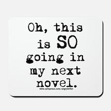 Next Novel Mousepad