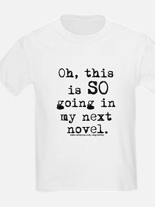 Next Novel T-Shirt