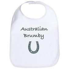 Australian Brumby Horses Bib