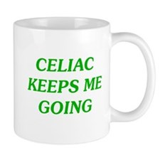 Celiac Keeps Me Going Mug