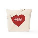 Love Opa Tote Bag