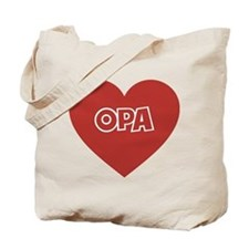 Love Opa Tote Bag