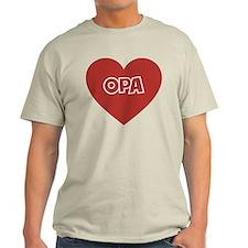 Love Opa T-Shirt