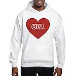 Love Opa Hooded Sweatshirt