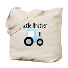 Little Brother - Light Blue T Tote Bag