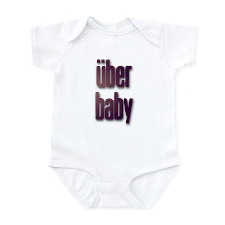 Uber Baby Infant Bodysuit