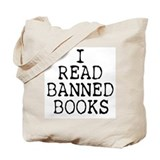 Banned book book Regular Canvas Tote Bag