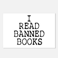 Banned Books Postcards (Package of 8)