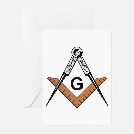 Masonic Get Well Greeting Card
