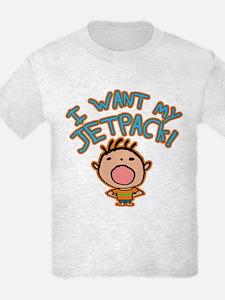 I Want My Jetpack! T-Shirt