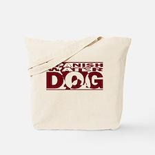 Hidden Spanish Water Dog Tote Bag