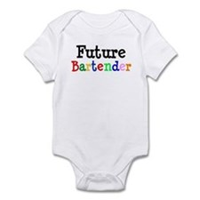 Bartender Infant Bodysuit
