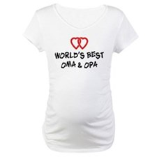 World's Best Oma and Opa Shirt