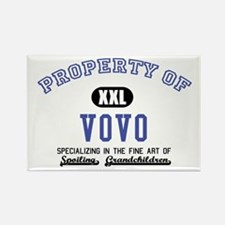 Property of VoVo Rectangle Magnet