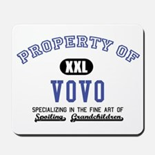 Property of VoVo Mousepad